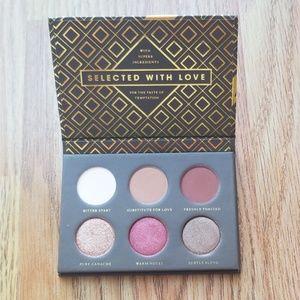 Tarte, Zoeva, Juvia's Pl Makeup - Mini Eyeshadow Palettes Bundle - 4 Pc. Set